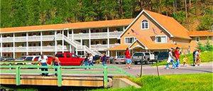 Keystone Boardwalk Inn Suites